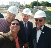 111 First Delray Breaks Ground