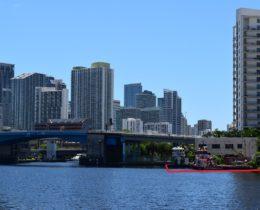 Rare Miami River Land