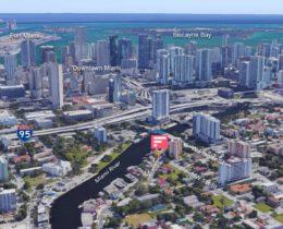 Rare Miami River Land For Sale