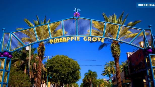 Delray Beach: Explore the heart of Pineapple Grove