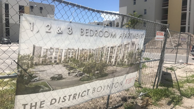 Apartments, townhomes and bigger dog park coming to Boynton Beach