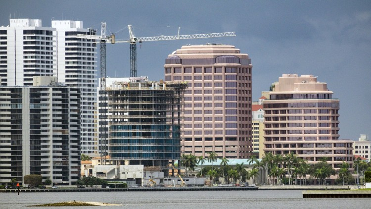 ANALYSIS: What's pushing West Palm's downtown building boom?