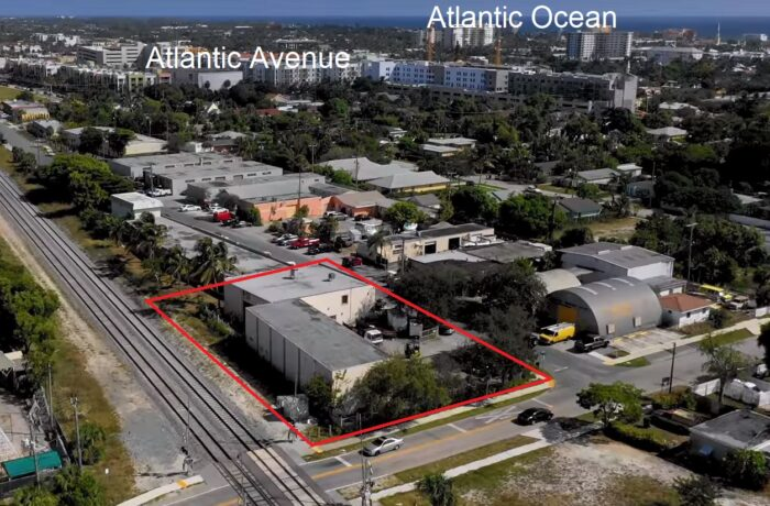 Warehouse For Sale Delray Beach FL – SOLD