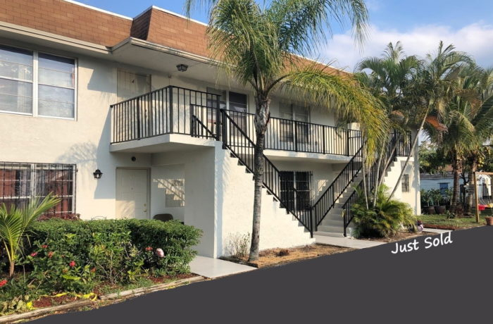 Multifamily West Palm Beach – Sold