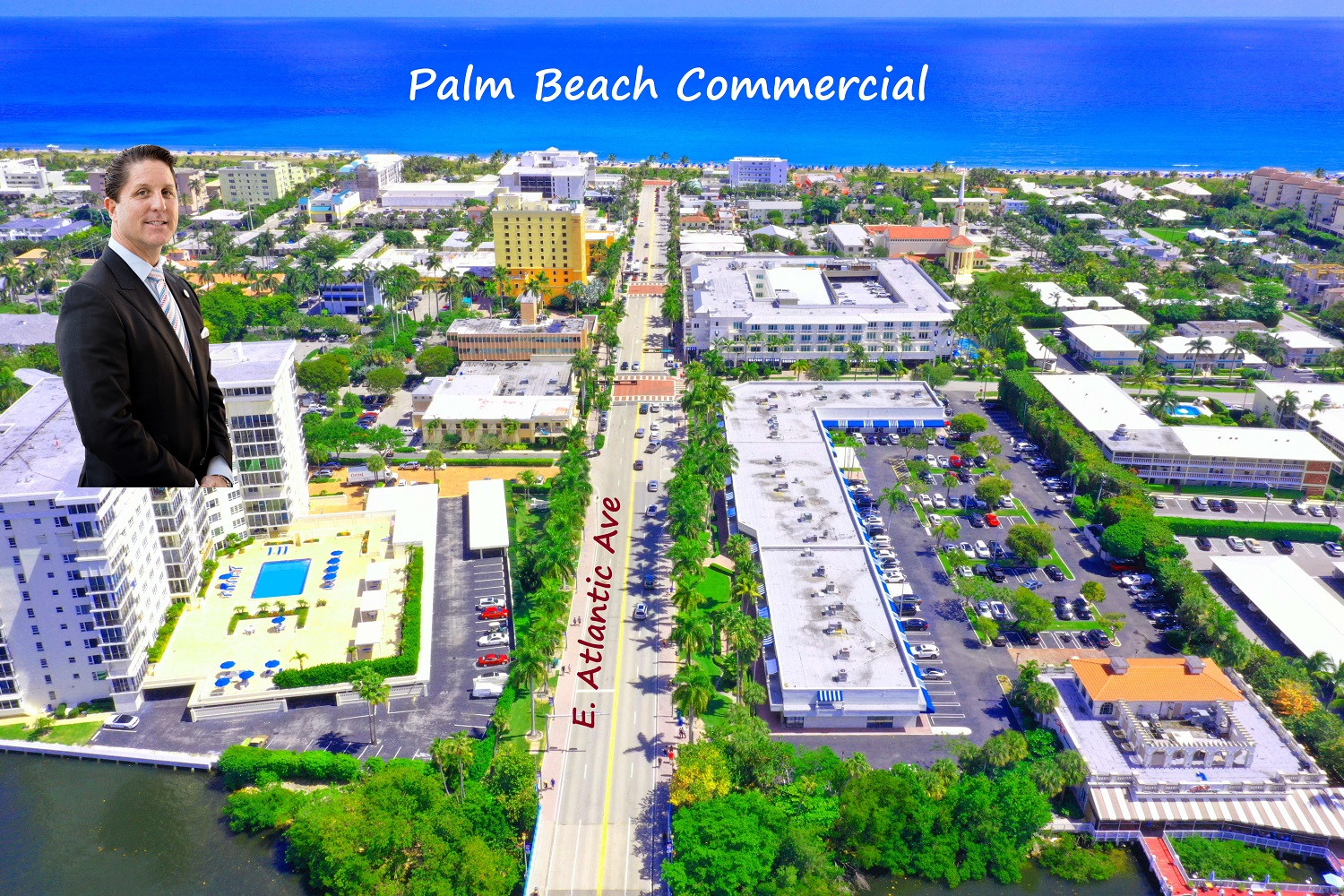 Downtown Delray Website Page Web