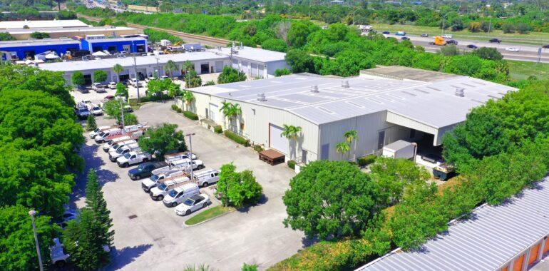 Just Sold Boynton Industrial Complex – 510 Industrial Ave Boynton Beach, FL 33426